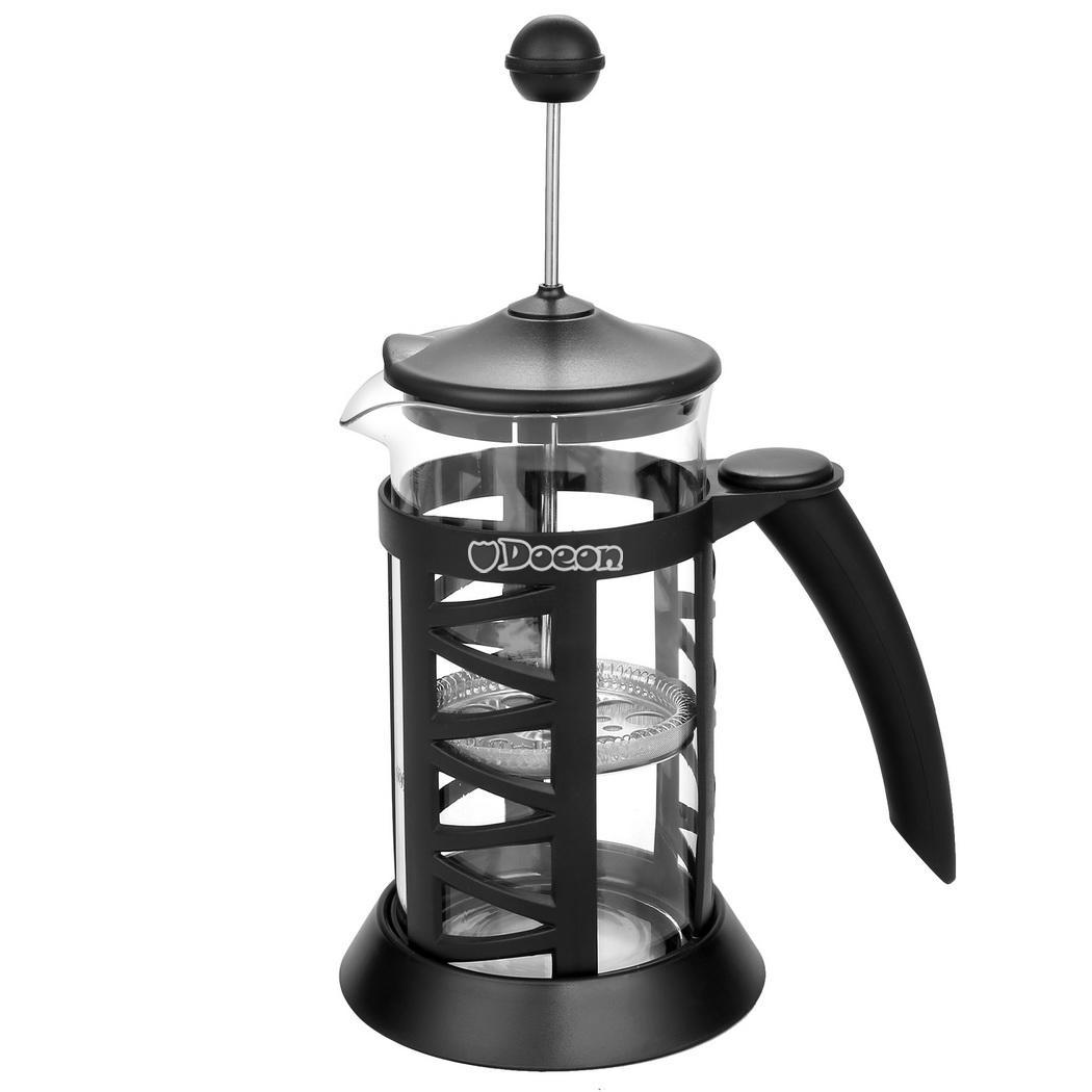 Coffee Maker Vs Kettle : 34ounce French Press Heat Resistant Coffee Espresso Maker Glass Carafe kettle eBay