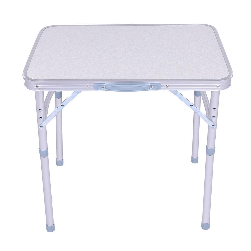 Adjustable height folding table in outdoor picnic party - Camping table adjustable height ...