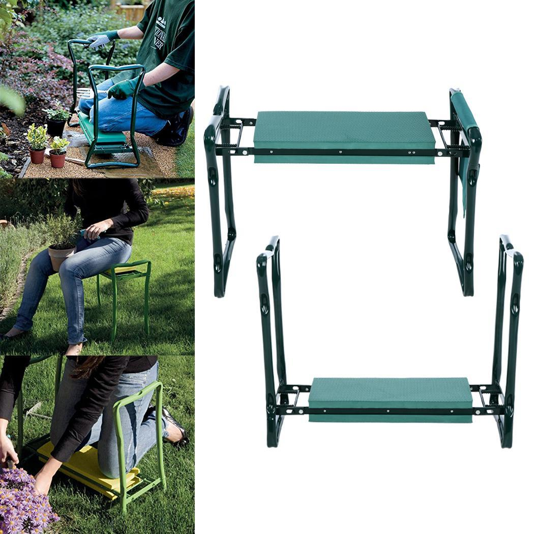Hot Foldable Chair Gardening Kneeler Kneeling Knee Pads