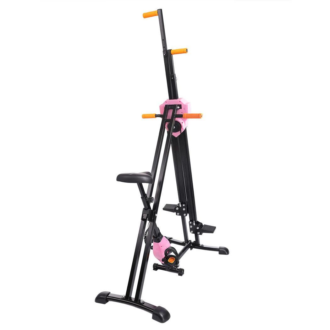 Vertical Climber Machine Total Body Workout Fitness