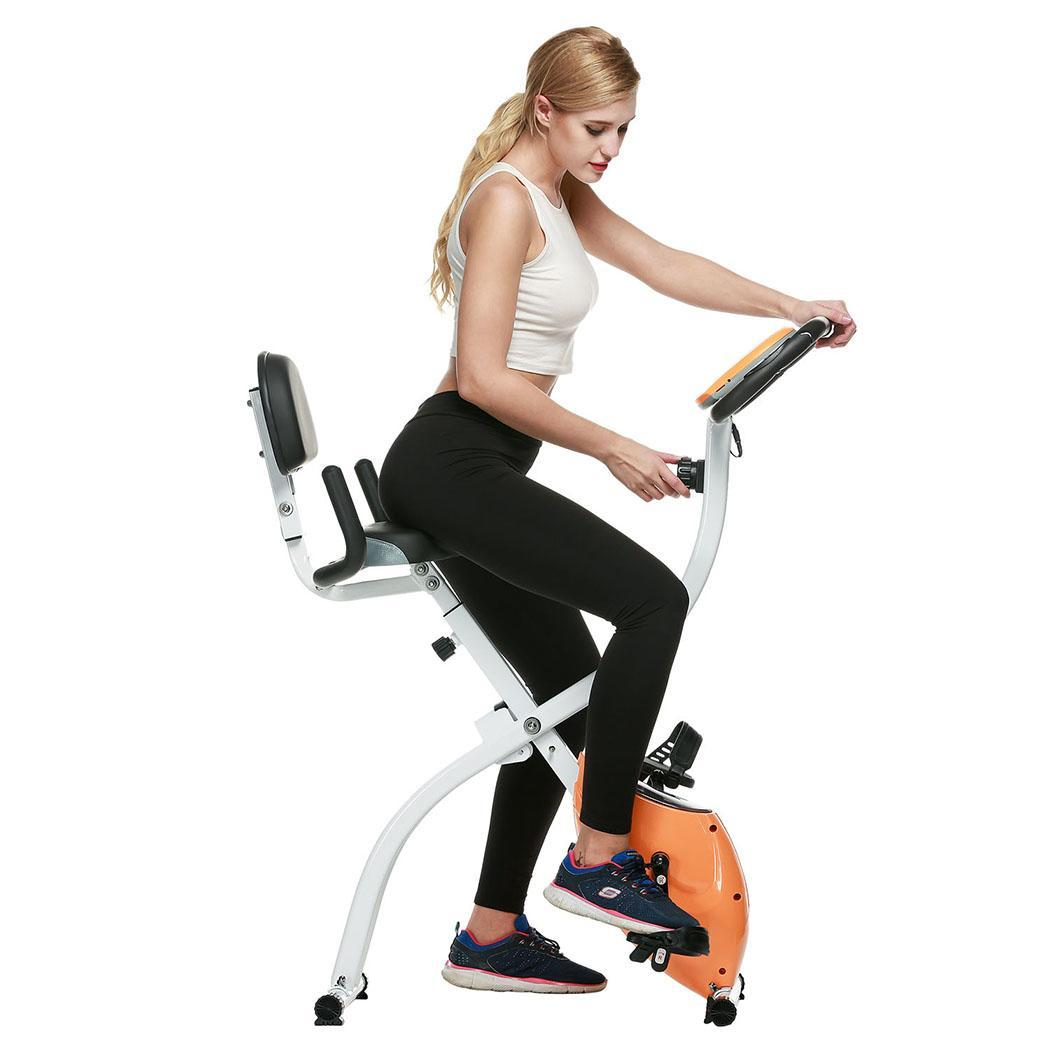 Ancheer Trainer Exercise Bike Cardio Fitness Workout