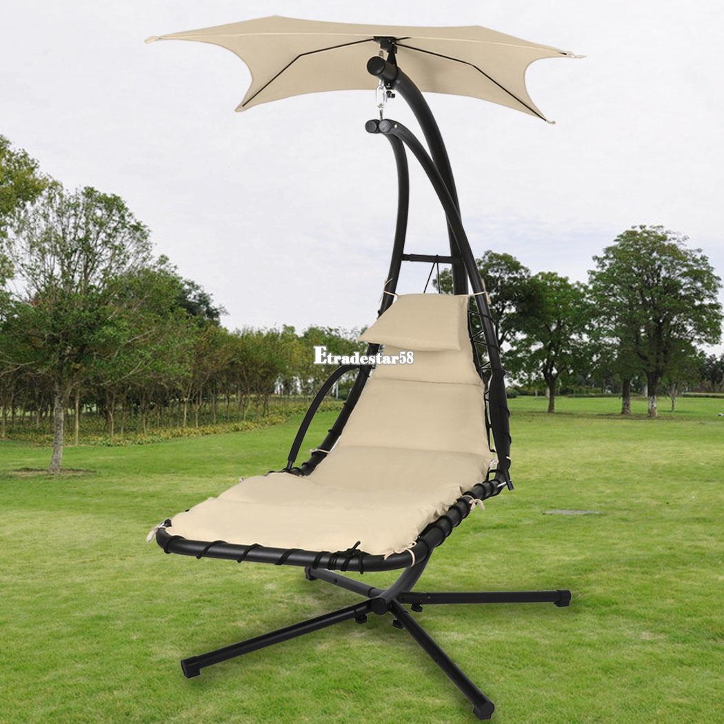 h ngematte relax h ngesitz h ngestuhl h ngeschaukel h ngeliege garten liege ebay. Black Bedroom Furniture Sets. Home Design Ideas