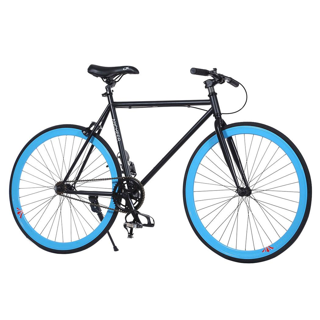 26inch fixed gear single speed fixie bike road bicycle. Black Bedroom Furniture Sets. Home Design Ideas
