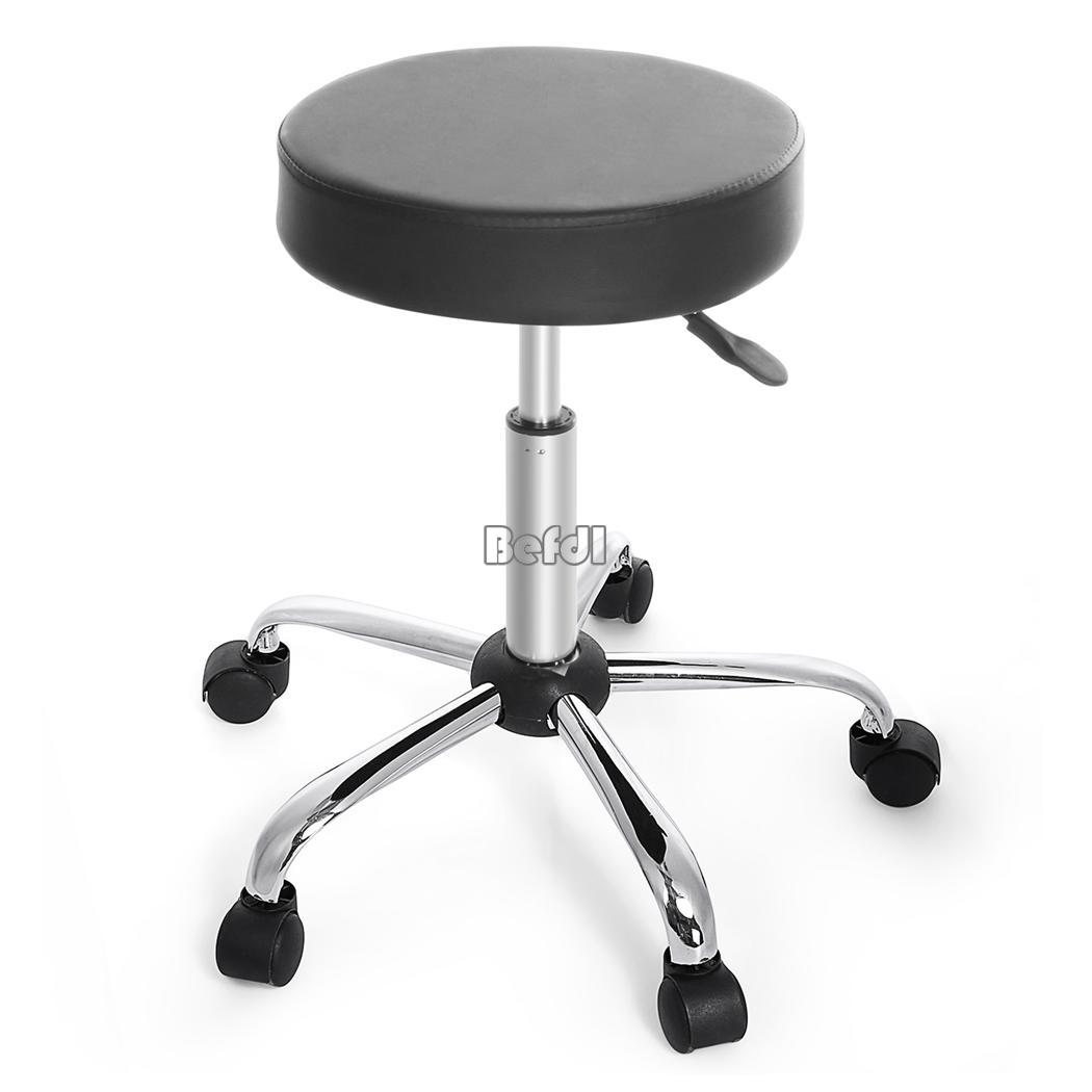 1X Synthetic Leather Round Adjustable Wheels Bar Stool Bar  : AM004178 5 befdi from www.ebay.co.uk size 1050 x 1050 jpeg 49kB