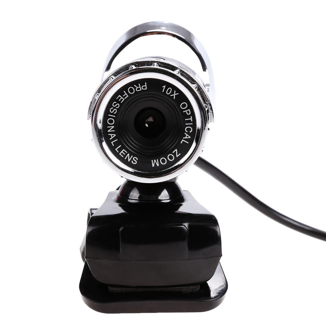 new usb hd webcam 10x optical zoom web cam camera with mic for pc laptop esy1 ebay. Black Bedroom Furniture Sets. Home Design Ideas