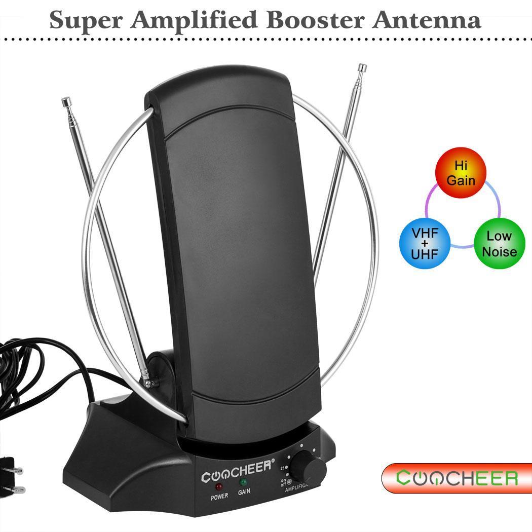 hdtv antenna template - digital indoor outdoor tv hdtv antenna vhf uhf fm far