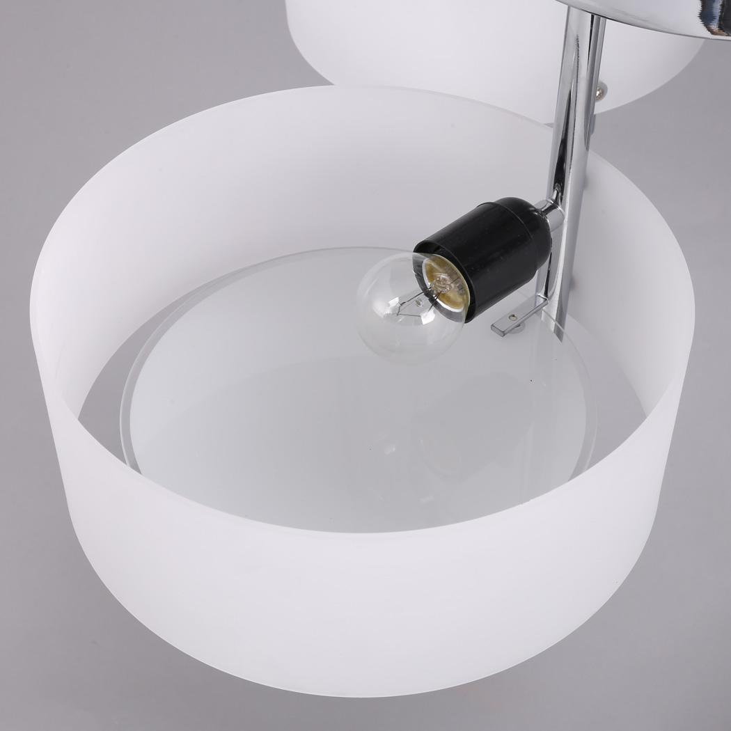 3 Lights Acrylic Chandelier Ceiling Pendant Fixture