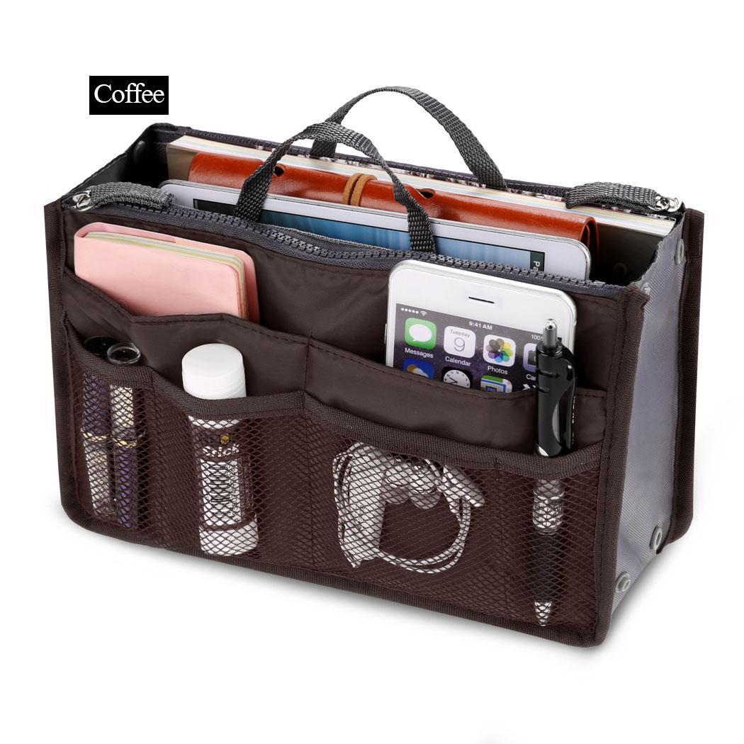 Organisateur organiseur pochette de sac a main carte - Pochette rangement pour sac a main ...