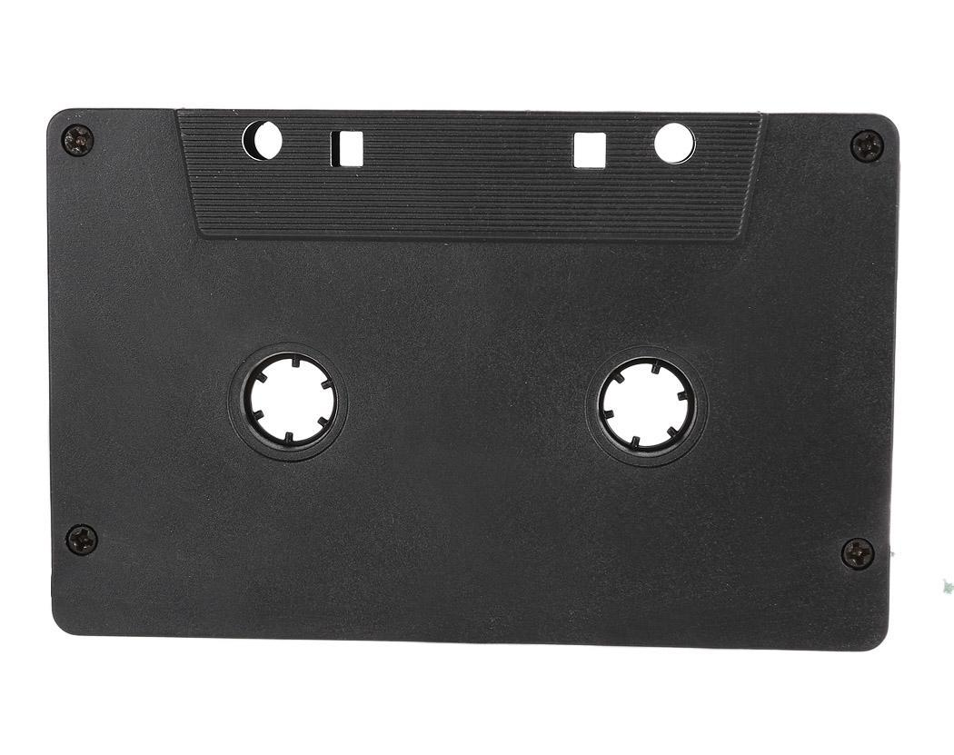 car cassette tape aux audio adapter cd ipod iphone player mp4 mp3 stereo ebay. Black Bedroom Furniture Sets. Home Design Ideas