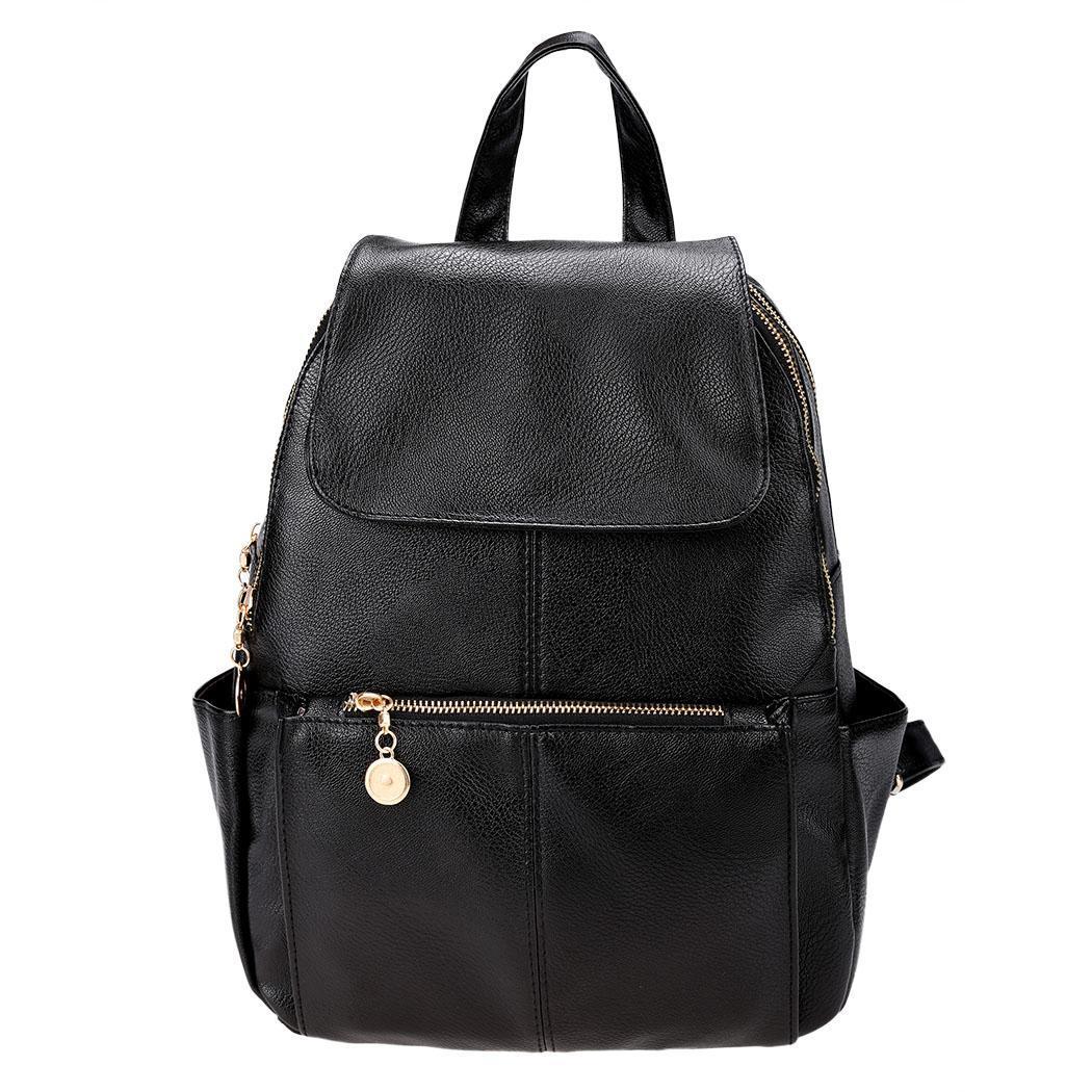 neu designer damen schule freizeit handtasche schultertaschen rucksack. Black Bedroom Furniture Sets. Home Design Ideas