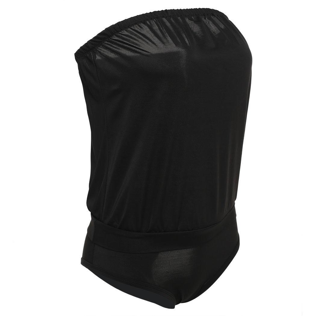 Pezzo unico estivo sexy da donna senza spalline a fascia costume da bagno ebay - Costume da bagno traduzione ...