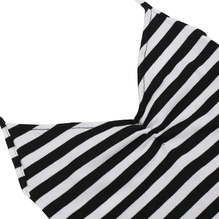 Trajes De Baño Estilo Halter:traje de baño de monokini de una pieza de baño