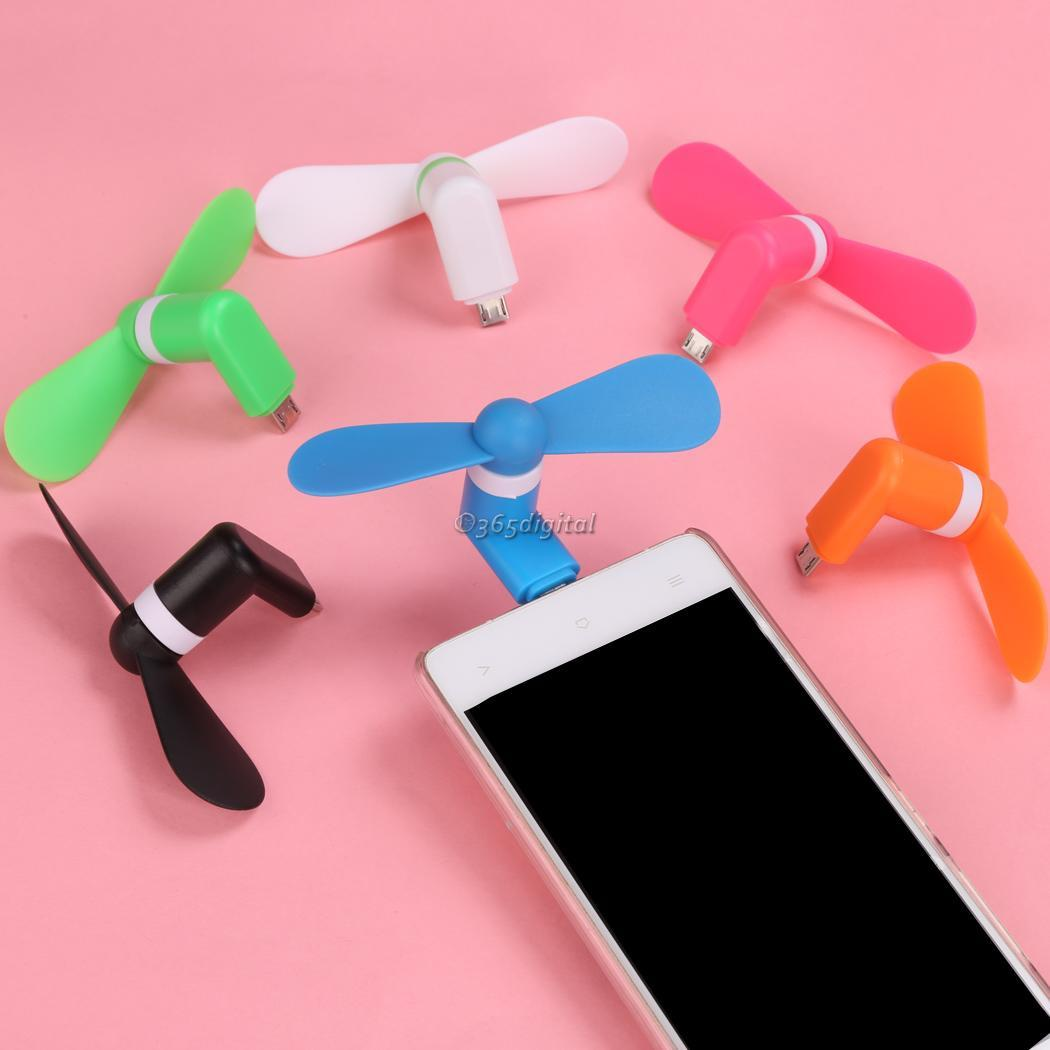 Phone mini usb electric fan cooling smartphone fan for for Ebay motors app android