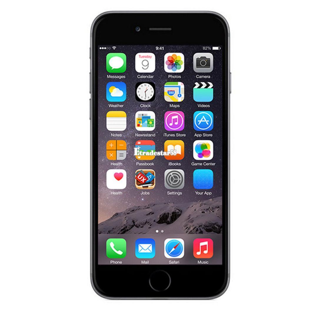 apple iphone 6 64gb neu spacegrau silber gold rosegold. Black Bedroom Furniture Sets. Home Design Ideas
