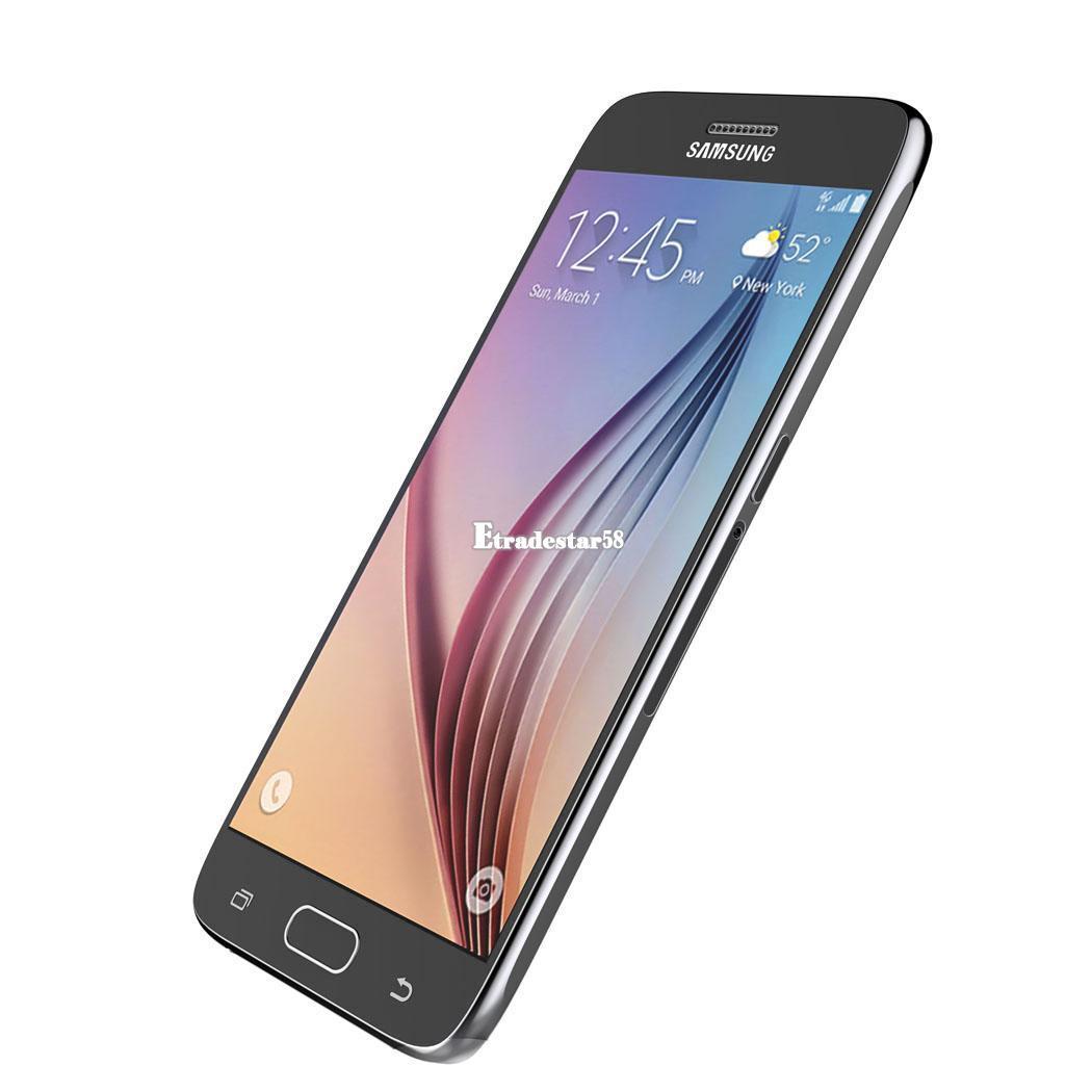 samsung galaxy s6 g920v 32gb s5 sm g900v android. Black Bedroom Furniture Sets. Home Design Ideas