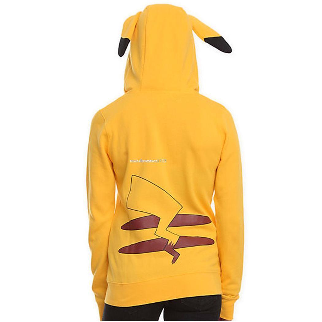 Mens pikachu hoodie