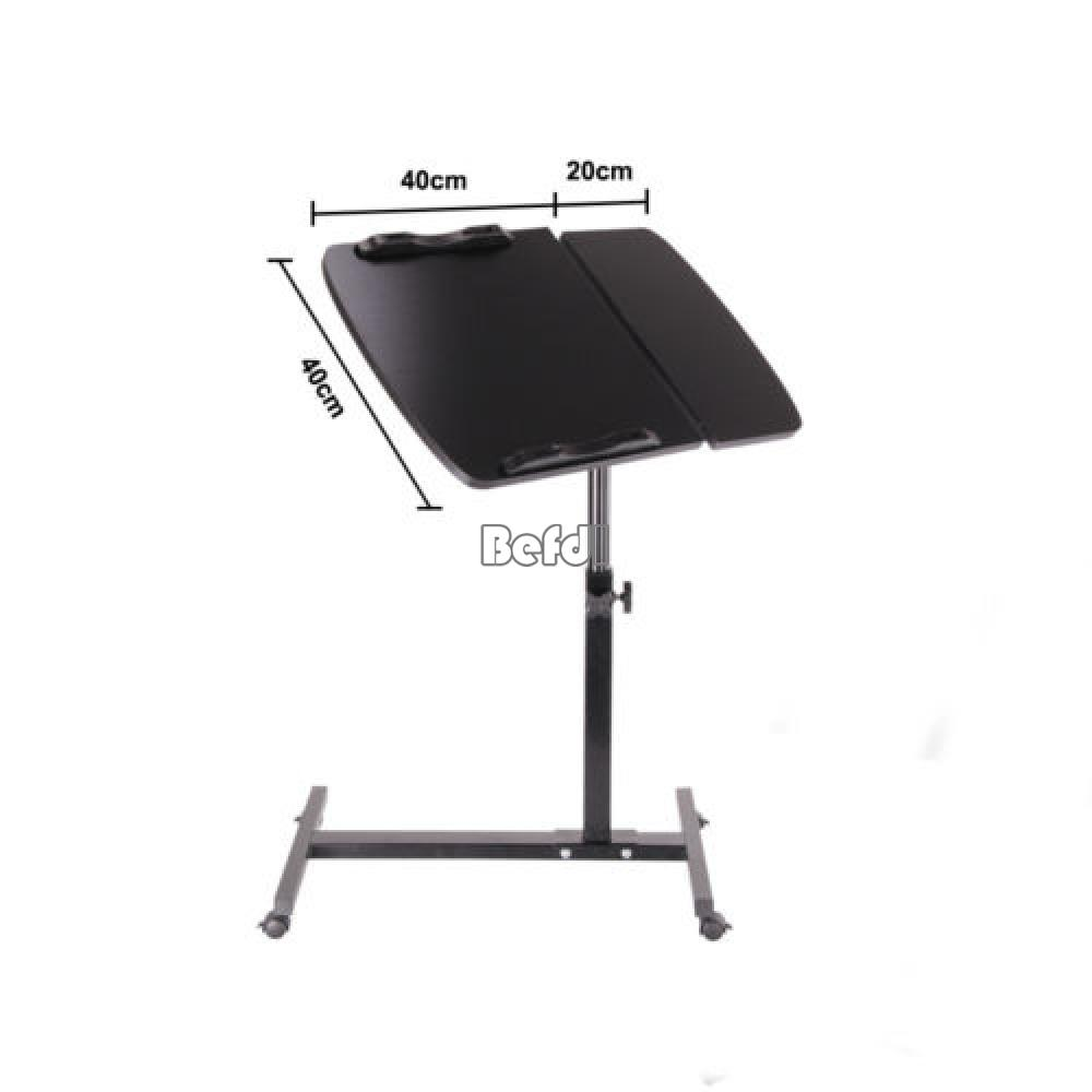 Fashion Adjustable Portable Laptop Table Stand Lap Sofa Bed Tray Computer Desk Ebay