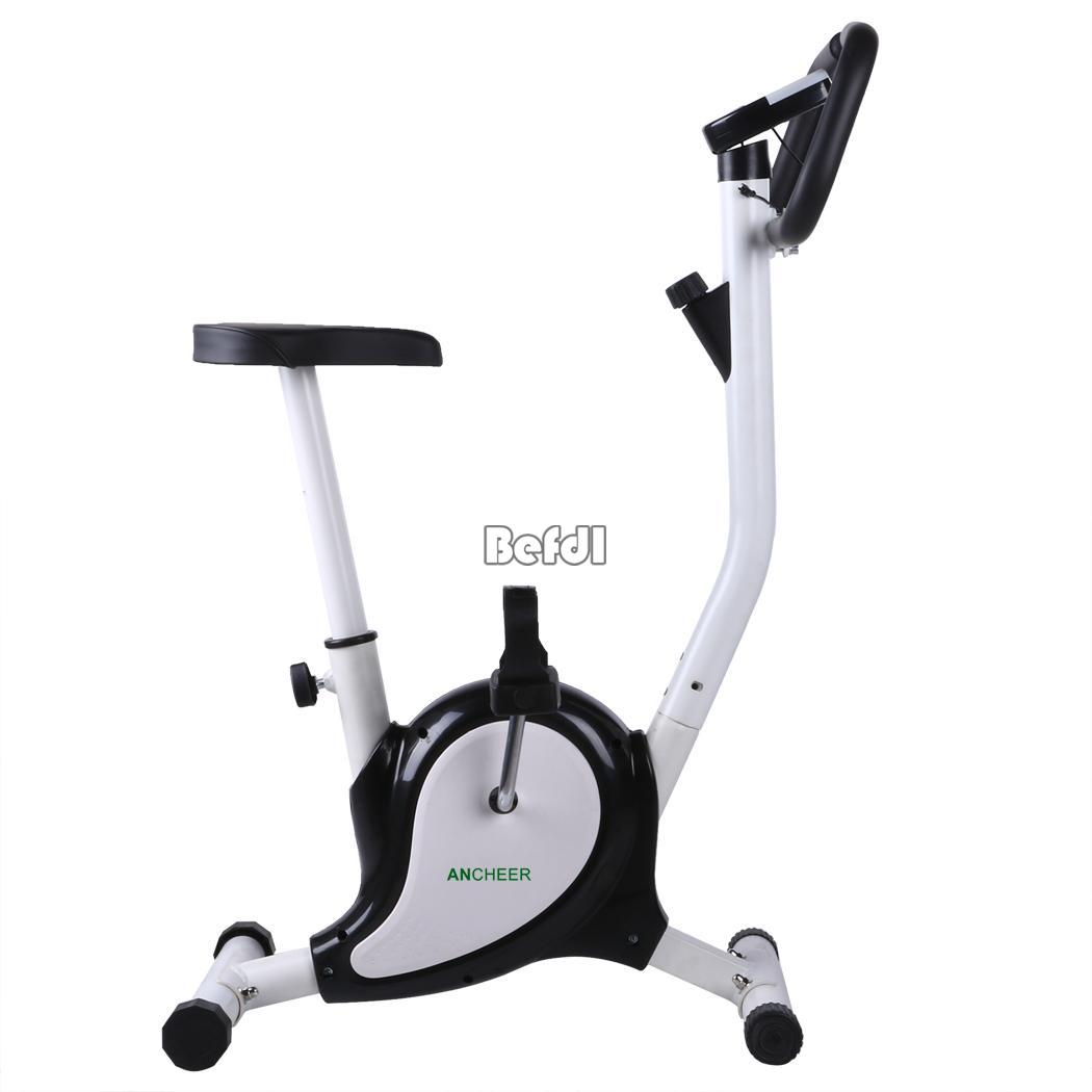 Exercise Bike Display: Magnetic Exercise Bike Recumbent Fitness Gym Cycle Speed