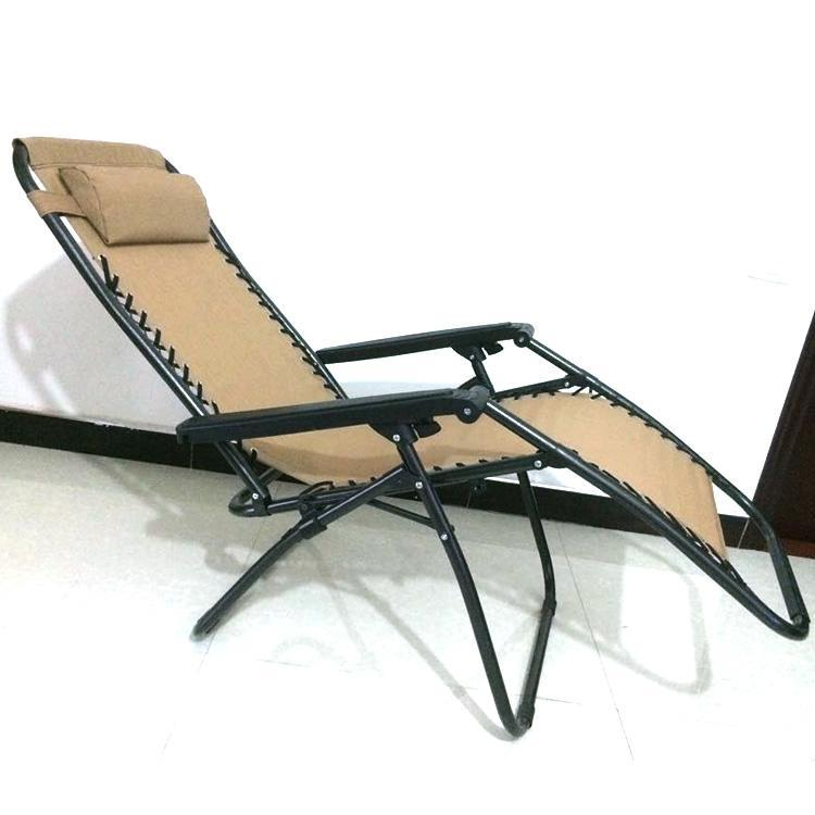 fortable 2 Lounge Patio Chairs Outdoor Yard Beach Folding Chair
