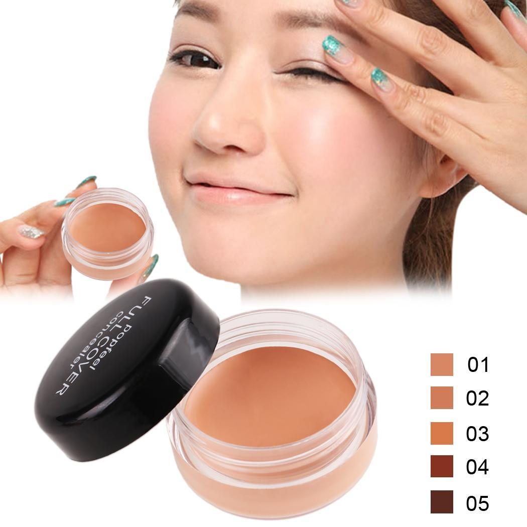 2016new concealer foundation creme abdeckung schwarz augen akne narben make up ebay. Black Bedroom Furniture Sets. Home Design Ideas