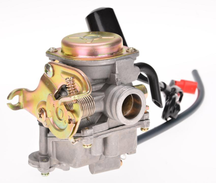 Moped Carburetor Parts : New cc scooter moped gy carburetor carb chinese parts