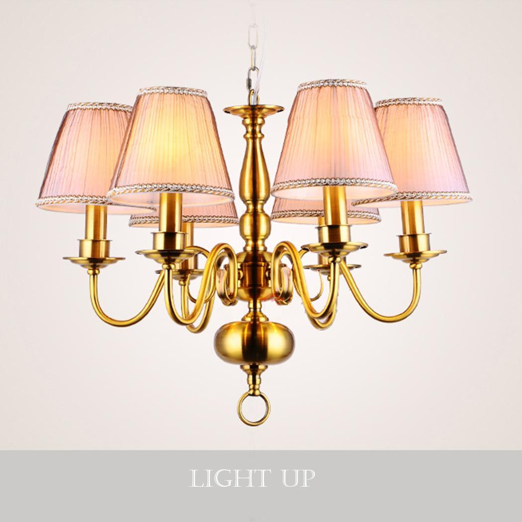 pendant lamp hanging fixture ceiling chain chandelier us stock ebay