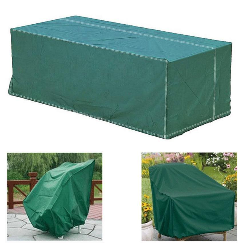 Outdoor Waterproof Furniture Cover Patio Dining Table Chair Shelter 105""
