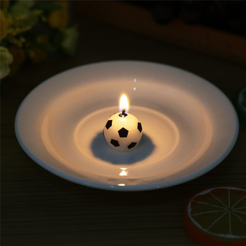 Fashion festival birthday cake decorative cute soccer ball