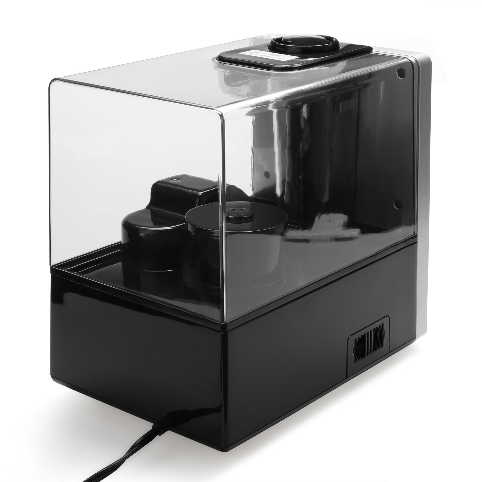 homdox humidificateur ultrasonique humidificateur norme pour chambres salons maison et bureau. Black Bedroom Furniture Sets. Home Design Ideas