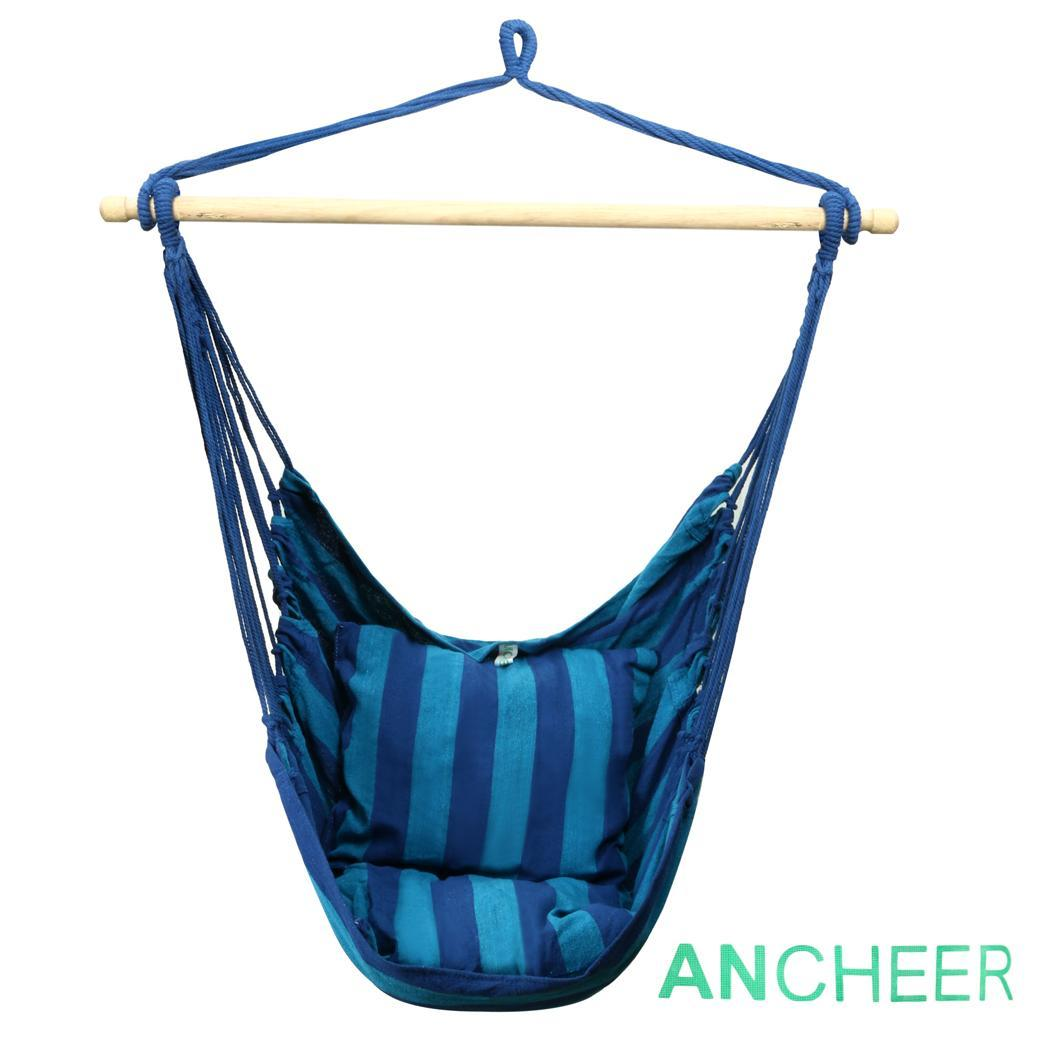 Porch swing rope
