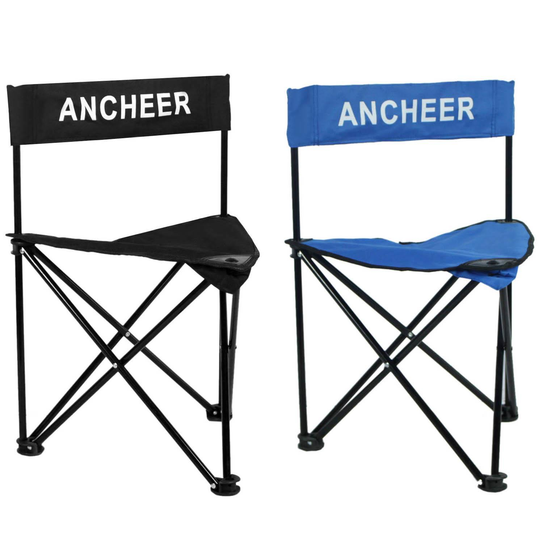 Outdoor Portable Hiking Fishing Folding Tripod Chair