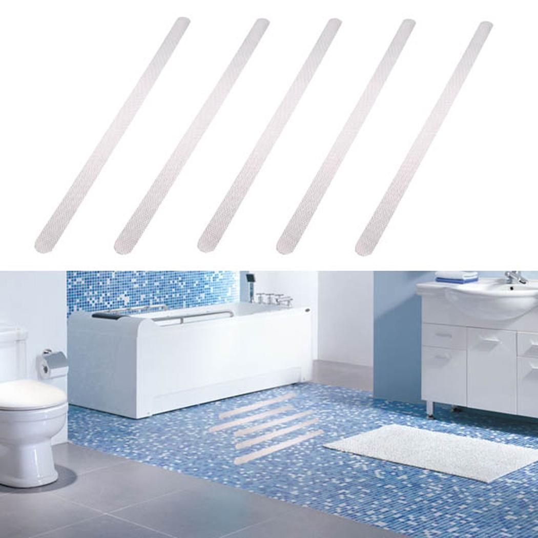 New 6Pcs Anti Slip Bath 6Pcs Anti Slip Strip Shower Anti