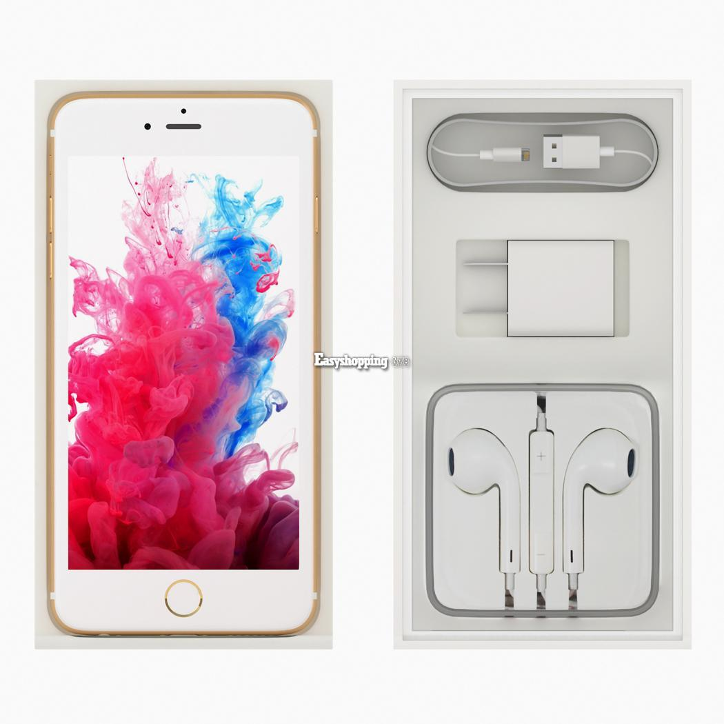 apple iphone 6s plus 6s 16 64 128gb silber ohne simlock. Black Bedroom Furniture Sets. Home Design Ideas