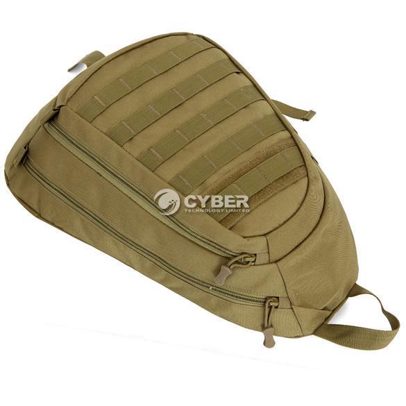 Sling Shoulder Bag Backpack Pack Tactical One Strap Waterproof ...