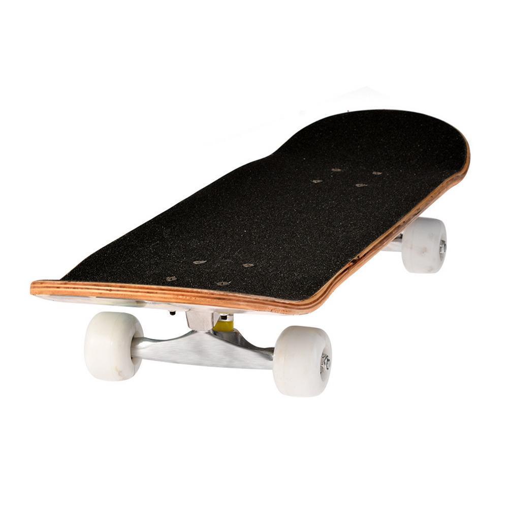 Adult Skateboard Complete Wheel Trucks Maple Deck Solid ...