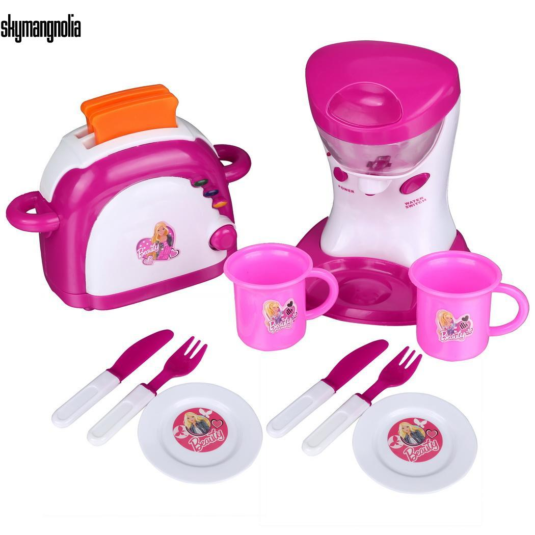 Elektrisch Kinderküche mit Zubehör für Kinder Spielküche Pretend ...