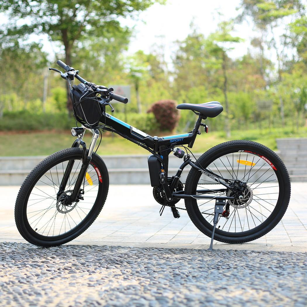 26 zoll 36v elektro fahrrad e bike faltbar macht. Black Bedroom Furniture Sets. Home Design Ideas