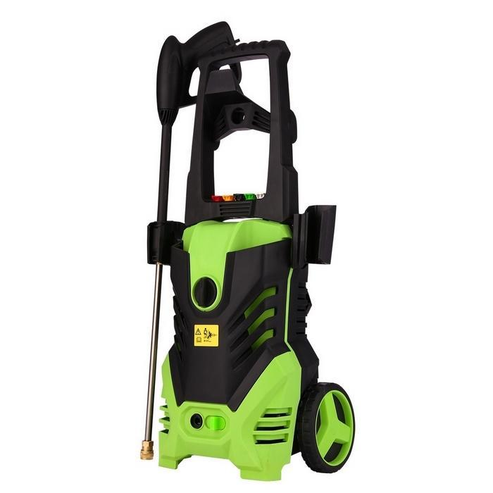 Electric Pressure Washer 3000 Psi 1 8gpm With Spray Kit