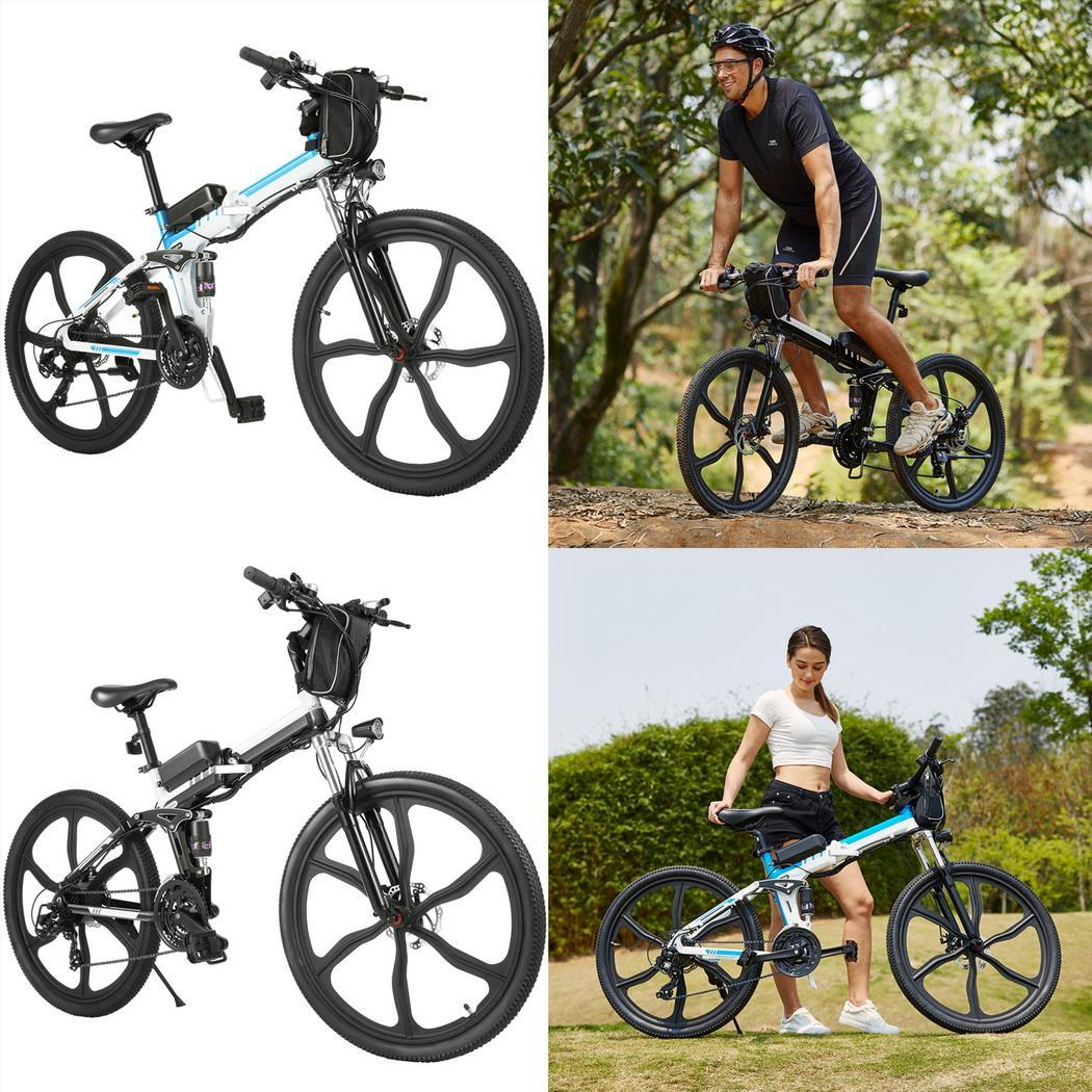 26 zoll elektro klapprad elektrofahrrad ebike e bike. Black Bedroom Furniture Sets. Home Design Ideas