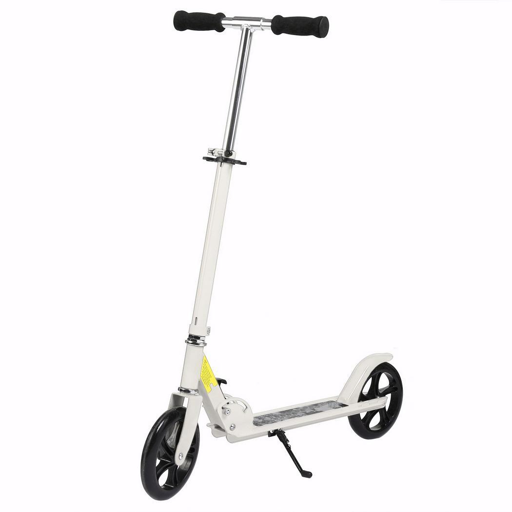 New Aluminum Alloy Kick Scooter Adjustable Height Best Gifts for SUNA 01