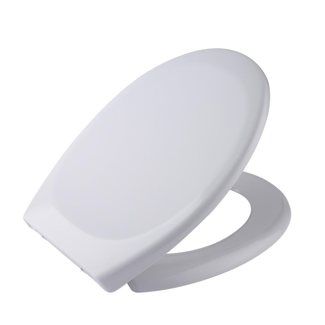 Fantastic Details About Toilet Seat Soft Close Square D Shape Top Fix Quick Release Easy Clean Inzonedesignstudio Interior Chair Design Inzonedesignstudiocom
