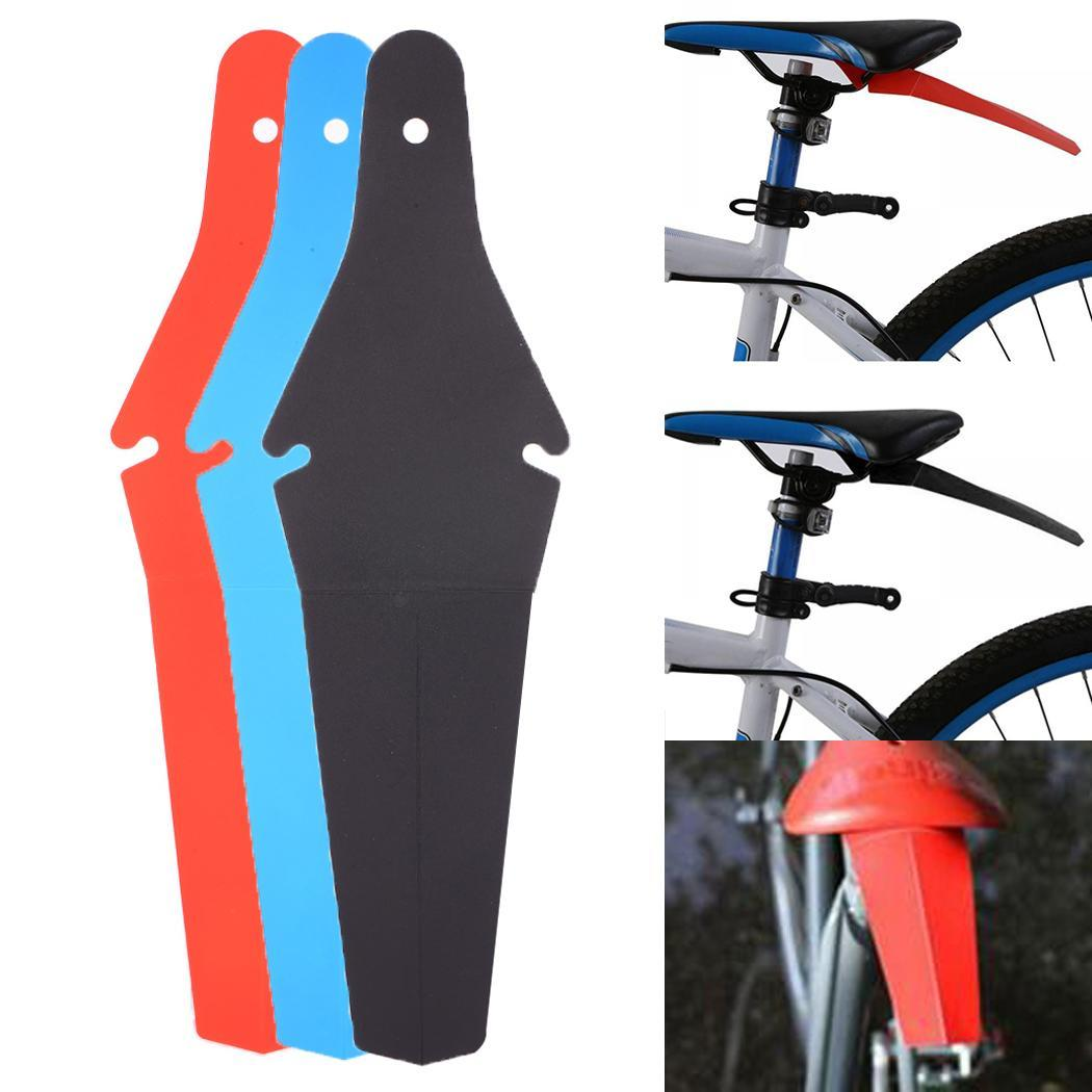 Flexible Removable Wings Bike Mudguard Outdoor Racing Traveler Parts Mud EH7E
